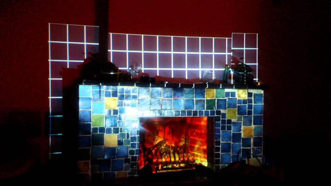 Projection mapping at home