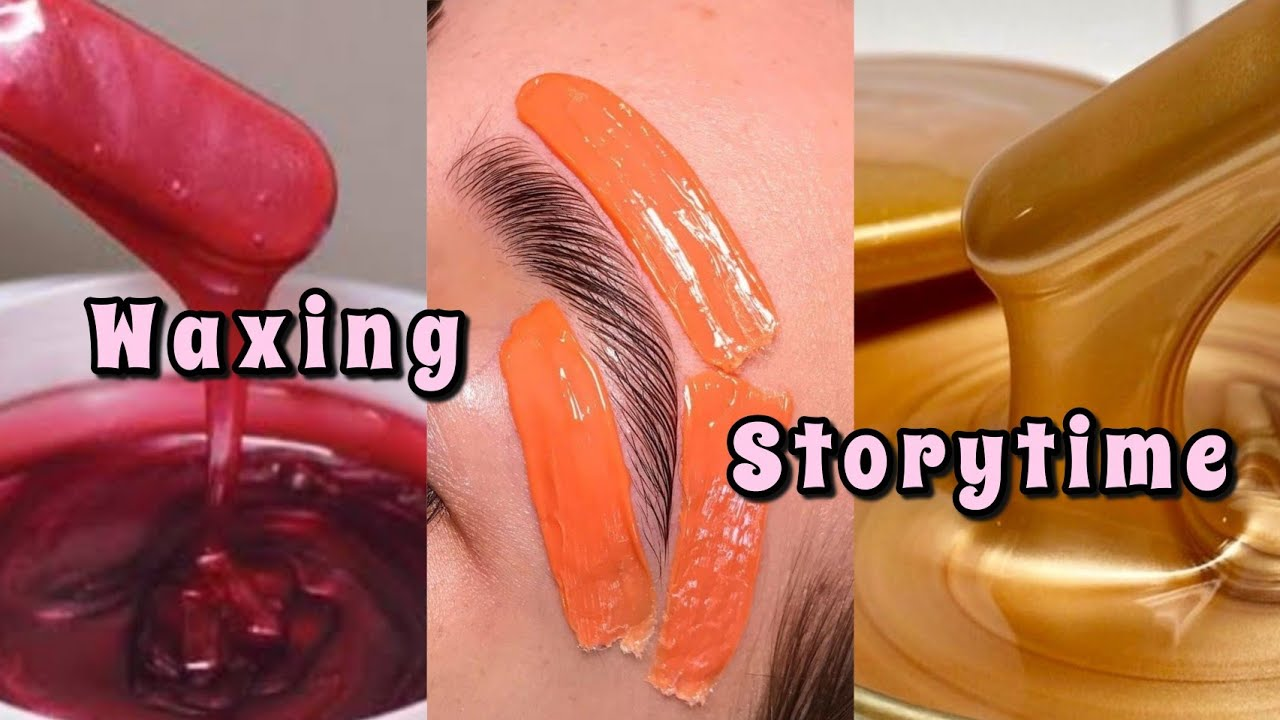 🌈 Waxing Storytime