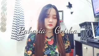 Rahasia - Geisha  Cover  By Bey New Syclon..