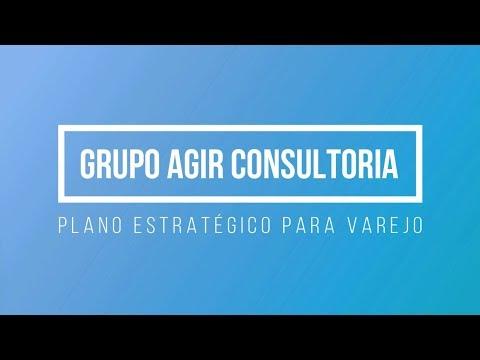 Видео Plano estratégico de marketing para uma empresa de varejo