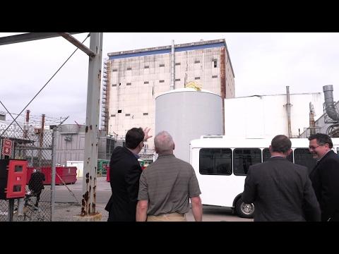 NASA administrator visiting New Orleans