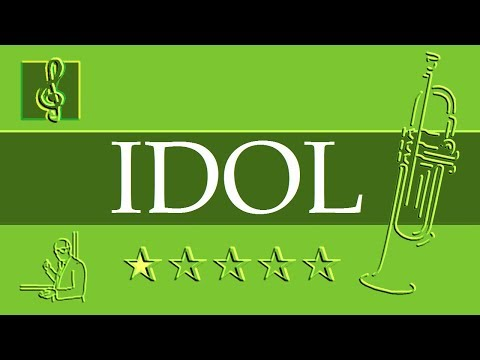Trumpet Notes Tutorial - BTS 방탄소년단 - IDOL (Sheet Music) thumbnail