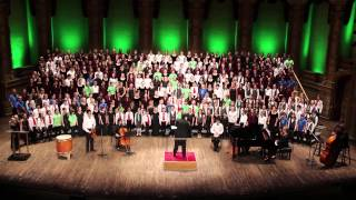 White Rock Children's Choir WorldBeat 2015 Festival – LAMMA BADAA YATATHANNA
