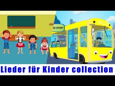 Kopf, Schultern, Knie und Zeh'n  | Deutsch Kinderlieder Sammlung | German Rhymes Collection