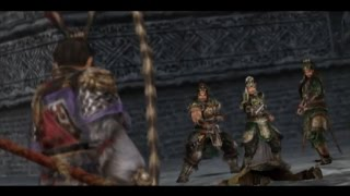 Dynasty Warriors 5 - Lu Bu Musou Mode Part 2 - Battle of Hu Lao Gate (Chaos Difficulty)