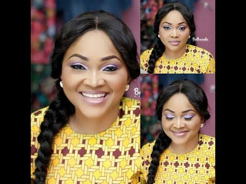50 Pictures Of The Latest Mercy Aigbe & Daughter Ankara Styles - Ankara Xclusive