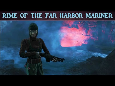 Rime of the Far Harbor Mariner ⚓ Unmasking the Red Death