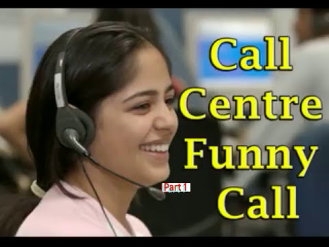 Very Funny CUSTOMER CARE Executive Call Recording for the job Interview !!!