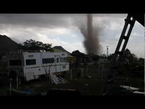 tornado! auugghhhhhh! run!! new mexico