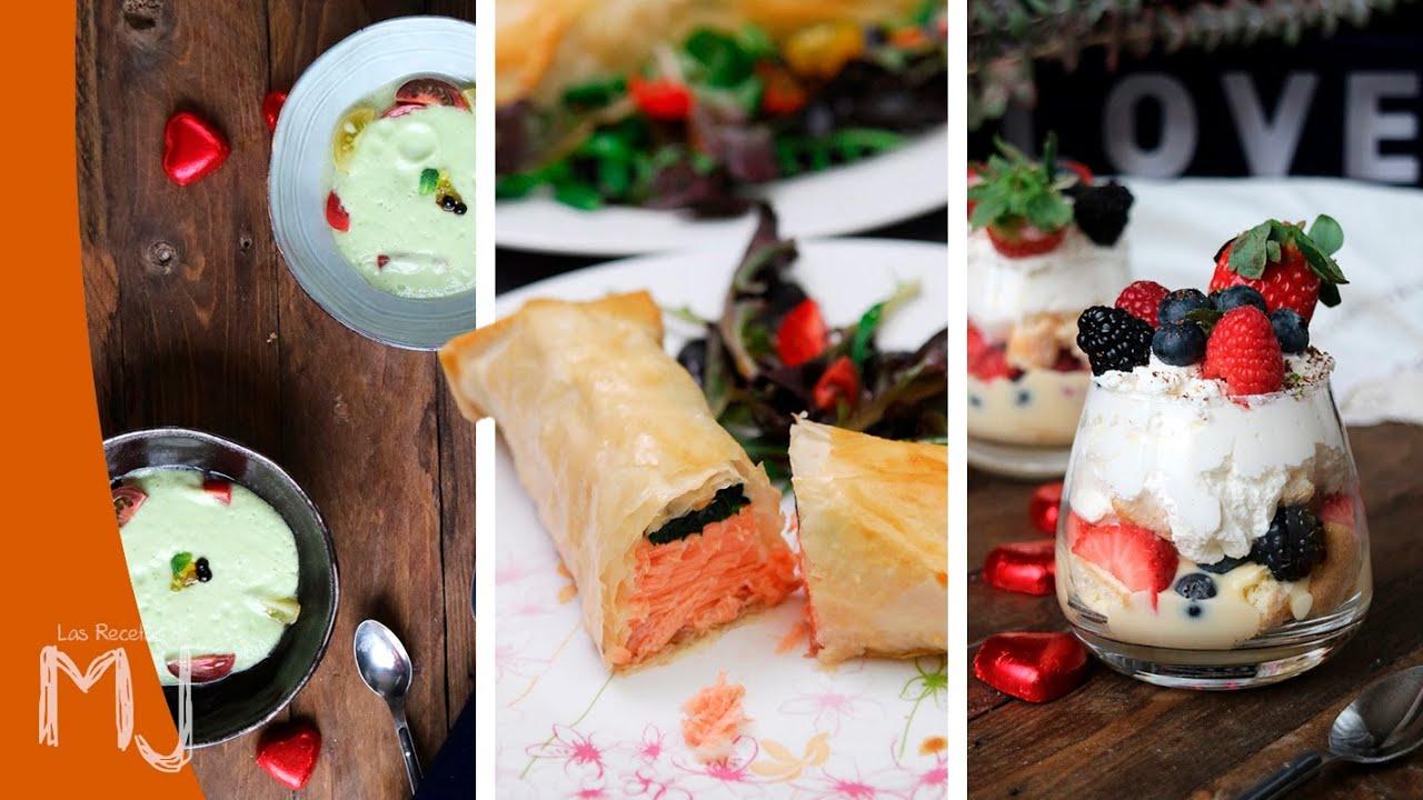 C mo preparar una cena rom ntica en 30 minutos youtube for Cocinar en 30 minutos