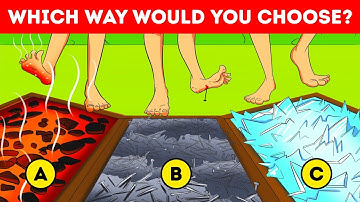 13 SURVIVAL RIDDLES TO TEST YOUR LOGIC