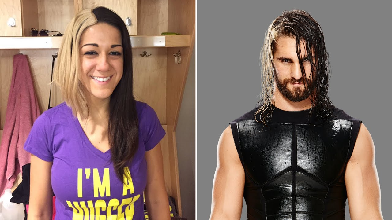 bayley-impersonates-seth-rollins-with-new-makeover