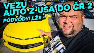 Dovoz auta z USA do ČR 2 - Praktiky autobazarů v Miami!