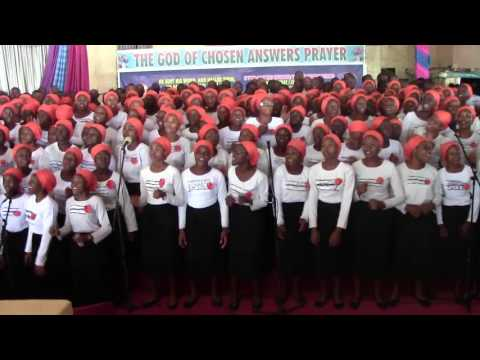 The Lord's Chosen Youth Choir @ POWER TO EXCEL 2016 DAY 2