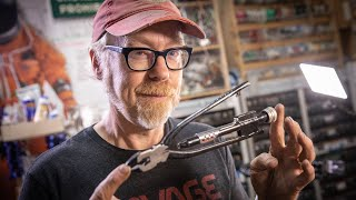 Adam Savage's Favorite Tools: Safety Wire Pliers