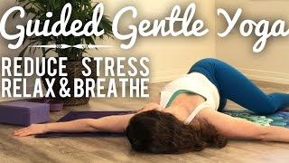 Gentle Yoga for Peace & Relaxation [Flow With Adee]