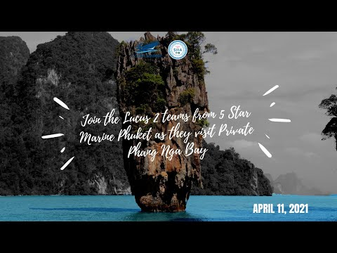 Private Boat Tour To Private Phang Nga Bay | April 11, 2021