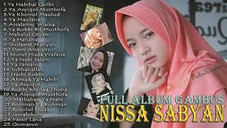 Gambar cover NISSA SABYAN TERBARU KOMPLIT GAMBUS FULL ALBUM - Sholawat Penyejuk Qolbu