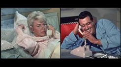 """Doris Day and Rock Hudson - """"The Deception Begins"""" from Pillow Talk (1959)"""
