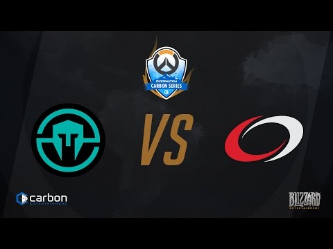Immortals Vs CompLexity | Overwatch Carbon Series | Week 1 Game 1