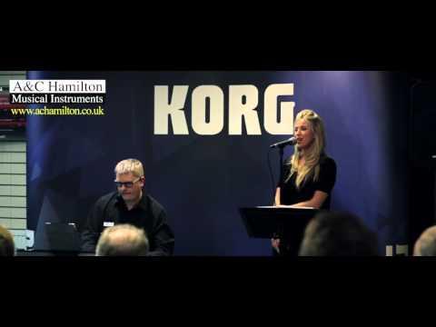 Korg Pa4X Concert Highlights  Kim Alvord & Luke Edwards
