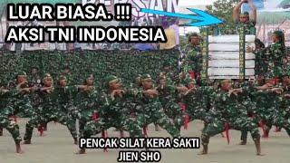 HUT TNI IKSPI Kera Sakti Yonif Raider 200 Palembang