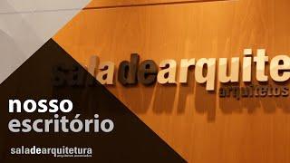 saladearquitetura - Nosso escritório de arquitetura
