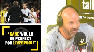 """""""KANE WOULD BE PERFECT FOR LIVERPOOL!"""" Danny Mills believes Liverpool & Harry Kane is a perfect fit!"""