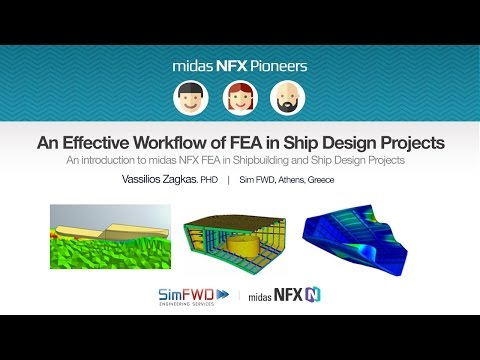 An Effective Workflow of FEA in Ship Design Project