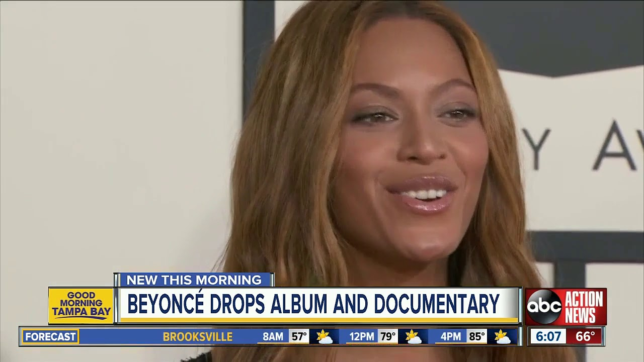 Beyonc Surprises With a Live Album to Go With Her Netflix Documentary