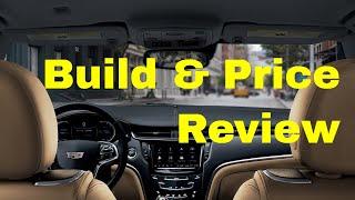 2019 Cadillac XTS Premium Luxury AWD Sedan - Build & Price Review: Features, Interior, Technology