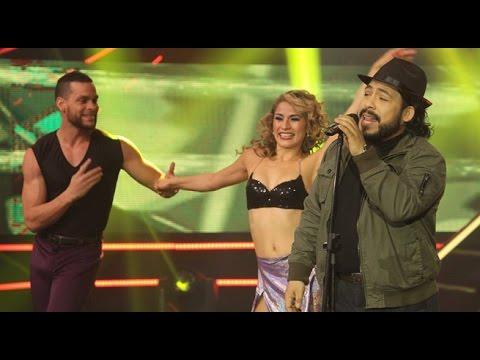 """Juan Luis Guerra hizo bailar a todos con """"Woman del Callao"""""""