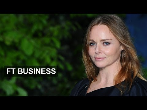 Stella McCartney on fashion values
