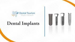 Dental Implants - Dental Tourism Mexico