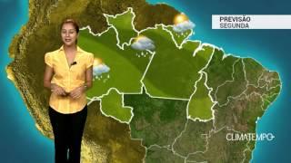 Previsão Norte -Mais chuva para a região