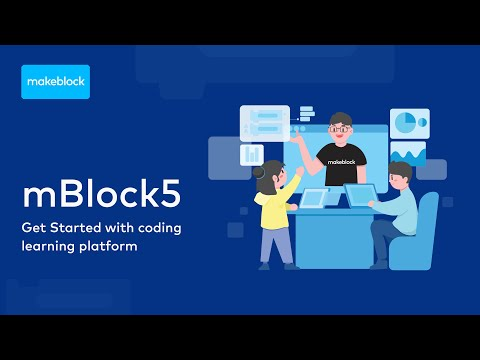Tutorial 1: Get Started With mBlock 5