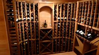 Custom Made Wine Rooms & Storage Gallery Solutions