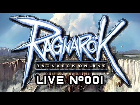 [FR] Ragnarok Online – Live #1