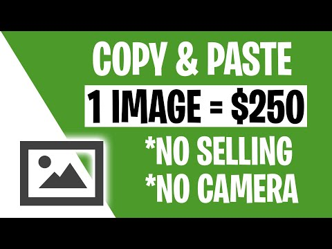 Make $2500+ For FREE With Done For You Photos (Make Money Online 2021)