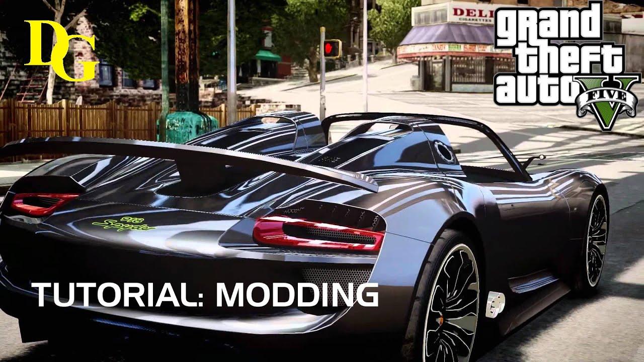 Gta 5 Auto Mods Installieren