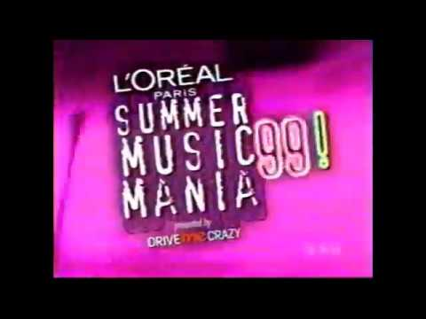Summer Music Mania '99 - 98 Degrees, Nsync, Brittany Spears & LFO