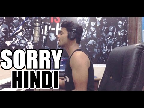 Justin Bieber - Sorry (Hindi/Punjabi Version) | Badal Cover.