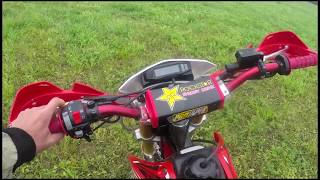 Купил новый китайский мотоцикл с ПТС! Сборка и честный обзор Regulmoto sport 003 (2019)