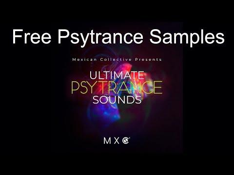 Free Psytrance Samples: Ultimate Psytrance Sounds Vol. 1 [Free Download]