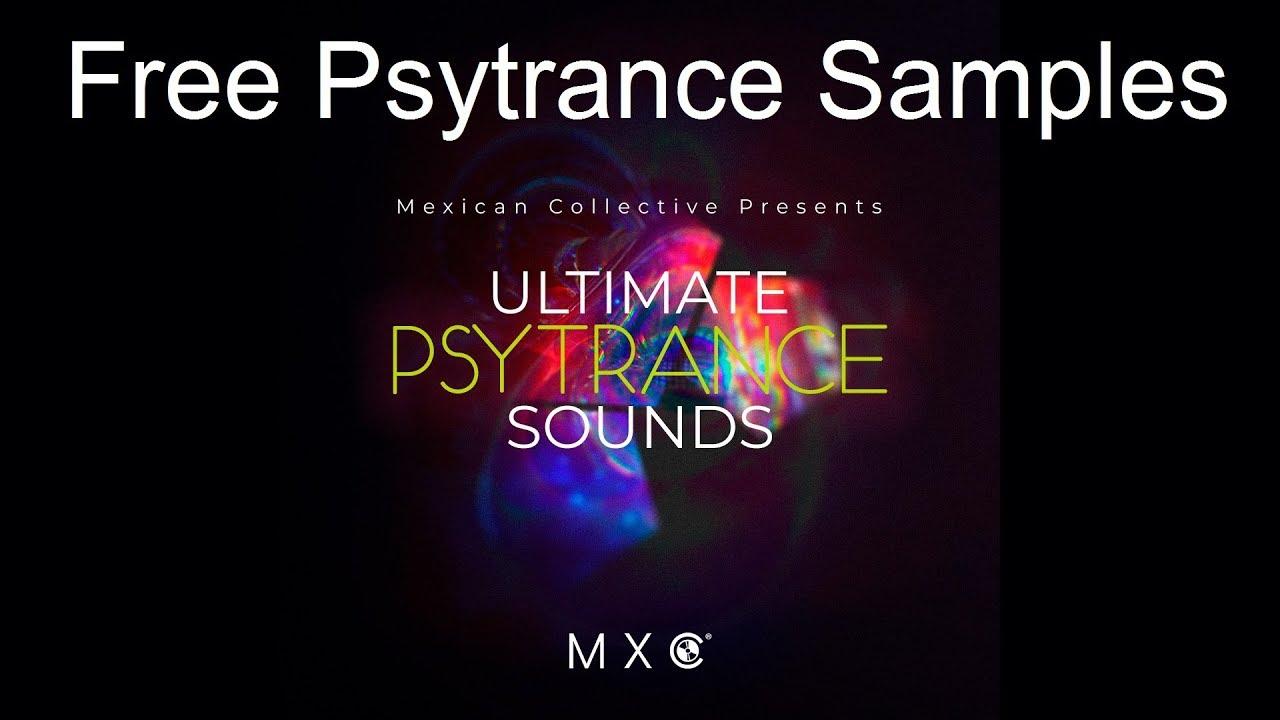 Psytrance Samplepack: Ultimate Psytrance Sounds Vol  1 [Free Download]
