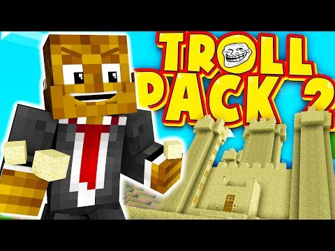 SOMEONE FILLED OUR HOUSE WITH SAND - TROLL PACK SEASON 2 #16