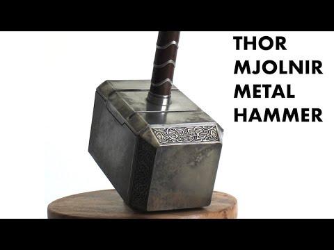 Thor Mjolnir Metal Hammer