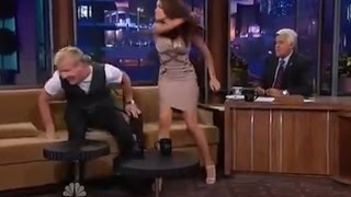 Sofia Vergara DESTROYS Gordon Ramsey during Interview.