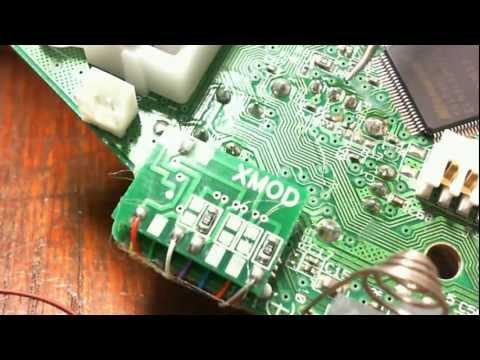 Repeat Installing a XMOD 18 mode rapid fire chip by Hanson