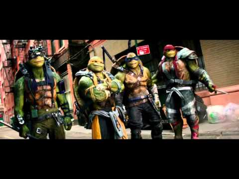 Ninja Kaplumbağalar 2: Gölgelerin İçinden (TMNT 2: Out Of The Shadows) - Türkçe Altyazılı 1. Fragman